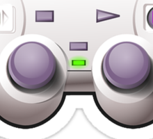 Video Game Controller Sticker