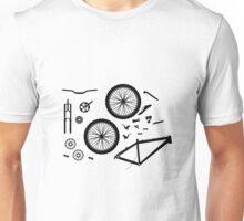 Bike Parts Unisex T-Shirt