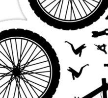 Bike Parts Sticker