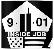 911 - Pentagon Poster