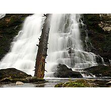 Dead Creek Falls Photographic Print