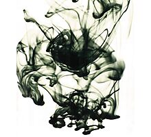 Ink 2 Photographic Print