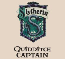 Slytherin Quidditch Captain by Fawkes