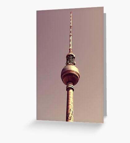 Berlin, ich liebe dich... Greeting Card