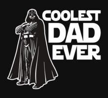 Vader - Coolest Dad Ever by teeshirtninja