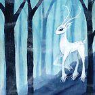 Deer Me by fearn