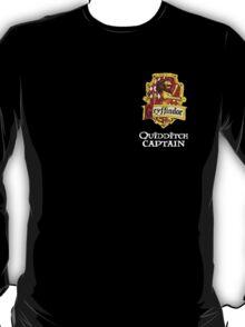 Gryffindor Quidditch Captain T-Shirt