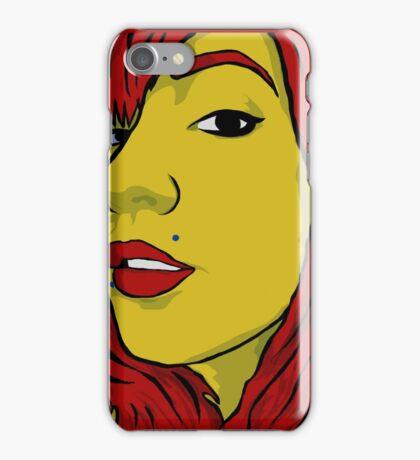 rojo... iPhone Case/Skin