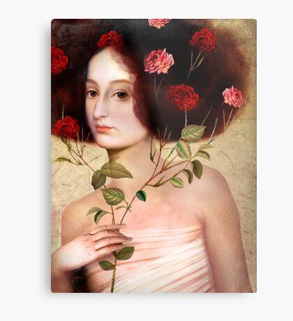 Der Blumenstrauss Metal Print