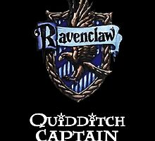 Ravenclaw Quidditch Captain by Fawkes