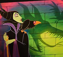Disney Maleficent Disney Villains Sleeping Beauty by notheothereye