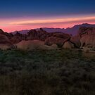 Alabama Hills Sunset by MattGranz