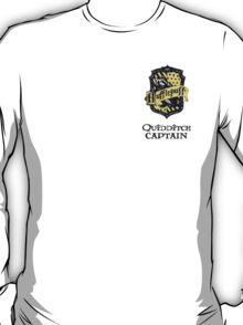 Hufflepuff Quidditch Captain T-Shirt