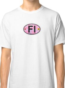 Fire Island - New York. Classic T-Shirt