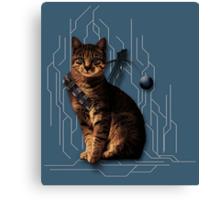 Cat-Bacca Canvas Print