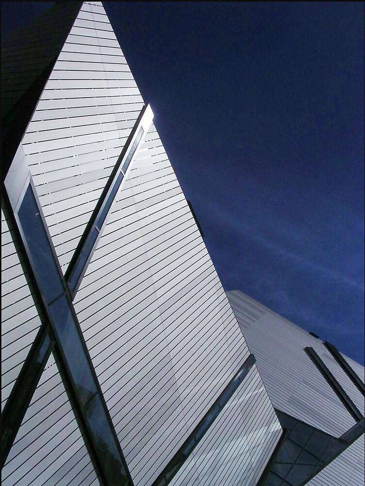 Libeskind's Crystal, Toronto by Nancy Barrett