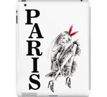 Just Love Paris iPad Case/Skin