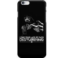 Darth Vader - Lack of Faith iPhone Case/Skin
