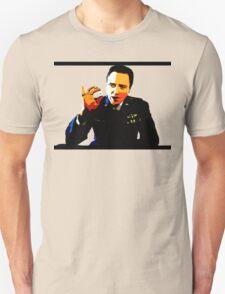 the gold watch Unisex T-Shirt