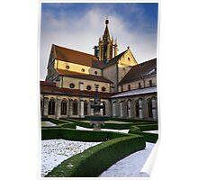 Bebenhausen Monastery Poster
