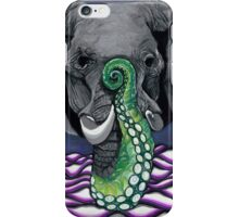 Elephus with the Best of Us iPhone Case/Skin
