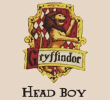 Gryffindor Head Boy by Fawkes