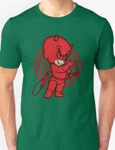 Blind Red Devil Unisex T-Shirt