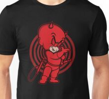 Blind Red Devil Unisex T-Shirt