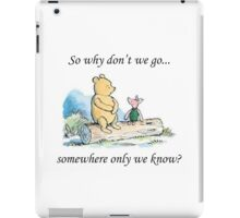 "Keane ""Somewhere Only We Know"" iPad Case/Skin"