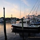 Carolina Beach pier I by PJS15204