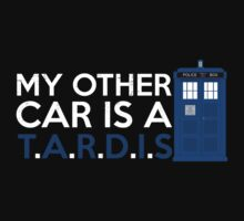 My Other Car is A TARDIS by Vascosnap