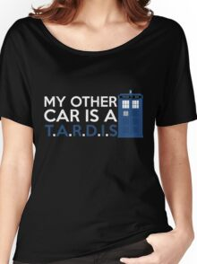 My Other Car is A TARDIS Women's Relaxed Fit T-Shirt