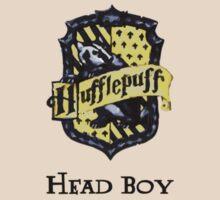 Hufflepuff Head Boy by Fawkes