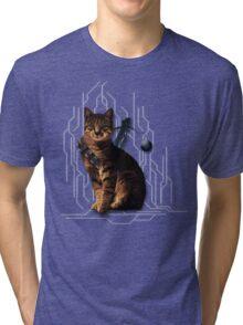 Cat-Bacca Tri-blend T-Shirt