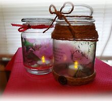 Decorative Jars by vigor