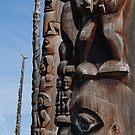 Totem Pole Alley by Ken McElroy
