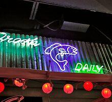 Neon  by Wendy Mogul