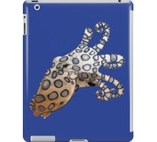 Blue-Ringed Octopus Color iPad Case/Skin