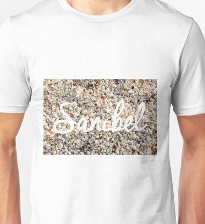 Sanibel Island Seashells Unisex T-Shirt
