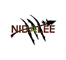 League of Legends: Nidalee (L) Photographic Print