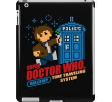 Super Doctor Who iPad Case/Skin