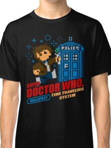 Super Doctor Who Classic T-Shirt