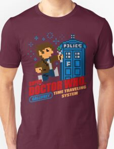 Super Doctor Who T-Shirt