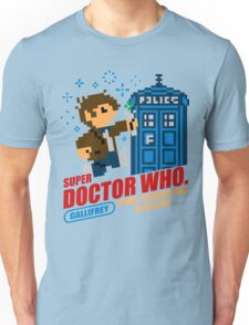 Super Doctor Who Unisex T-Shirt
