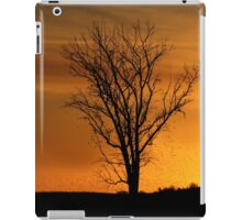 At End of Day II (Art & Poetry) iPad Case/Skin