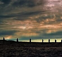 The Ring of Brodgar 3 by WatscapePhoto