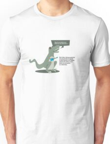 Ukulele T-Rex Unisex T-Shirt
