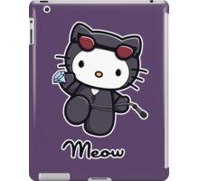 Meow iPad Case/Skin