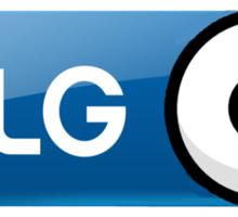 MLG Pokemon Logo Sticker