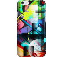 Abstract Urban iPhone Case/Skin